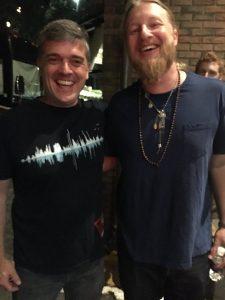 Suke and Derek Trucks at SPAC